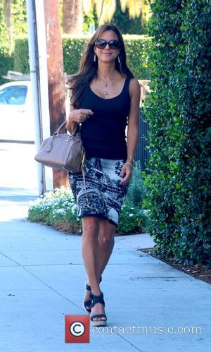 Eva LaRue - Eva LaRue out and about in West Hollywood - West Hollywood, California, United States - Tuesday 28th...