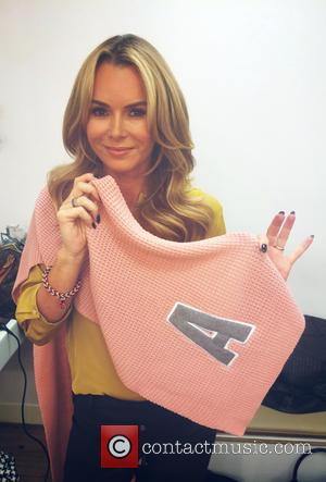 Amanda Holden - An impressive list of global celebrities, including Britney Spears, Kylie Minogue, Wayne Rooney, Jessie J, Sarah Jessica...