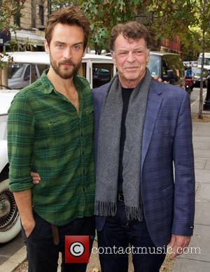 Tom Mison and John Noble