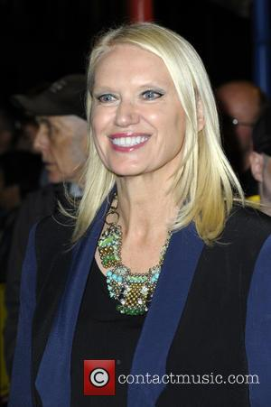 Anneka Rice - Photographs from the Press night of the new musical based around the Kinks 'Sunny Afternoon' which was...