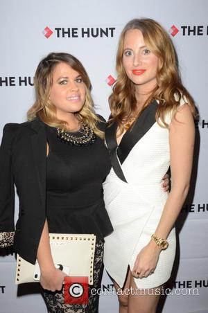 Lady Nadia Essex and Rosie Fortescue