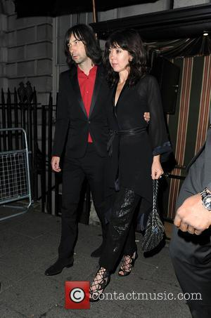 Bobby Gillespie - 'Many British stars attended A String of Naked Lightbulbs' afterparty at the legendary nightclub Annabel's which celebrated...