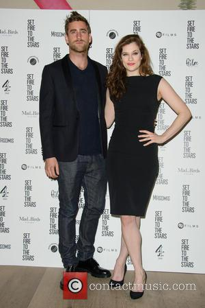 Oliver Jackson-cohen and Jessica Degouw