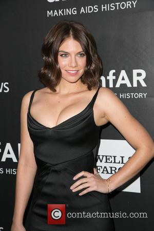 Lauren Cohan - The foundation for aids research amfAR LA Inspiration held a Gala in honor of fashion designer Tom...