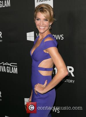 Tricia Helfer Joins Cosmetic Ban Campaign With Powerful Newspaper Piece