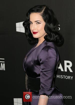 Dita Von Teese - The foundation for aids research amfAR LA Inspiration held a Gala in honor of fashion designer...