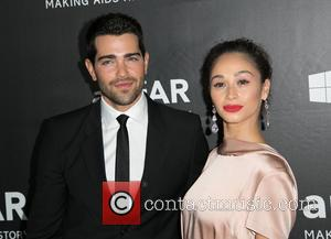 Jesse Metcalfe and Cara Santana - The foundation for aids research amfAR LA Inspiration held a Gala in honor of...