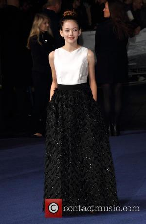 Mackenzie Foy - UK Premiere of 'Interstellar' held at the Odeon Cinema Leicester Square - Arrivals at Odeon Leicester Square...