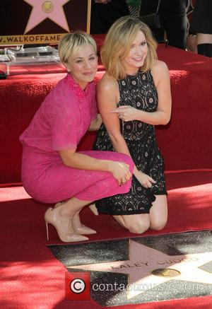 Kaley Cuoco and Ashley Jones - Kaley Cuoco honored with a star on the Hollywood Walk of Fame at KALEY...