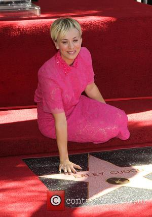 Kaley Cuoco - Kaley Cuoco honored with a star on the Hollywood Walk of Fame at KALEY CUOCO - Hollyood,...