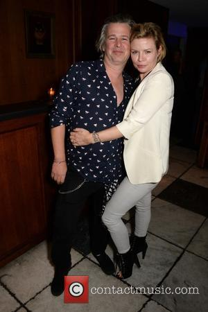 Jason Starkey and Flora Evans - The best of British and U.S. contemporary art joined forces for an unforgettable night...
