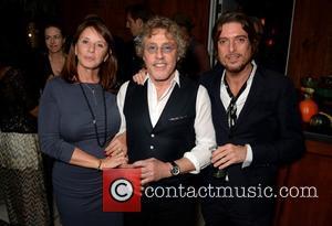 Rebecca Rothstein, Roger Daltrey and Darren Strowger