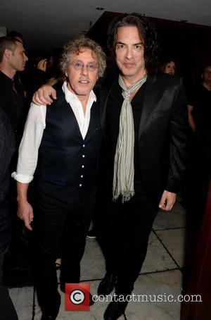 Roger Daltrey and Paul Stanley - The best of British and U.S. contemporary art joined forces for an unforgettable night...