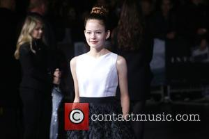 Mackenzie Foy - Photographs of the Hollywood stars as they attended the UK Premiere of Sci-Fi movie 'Interstellar' The premiere...