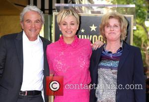Gary Cuoco, Kaley Cuoco and Layne Cuoco