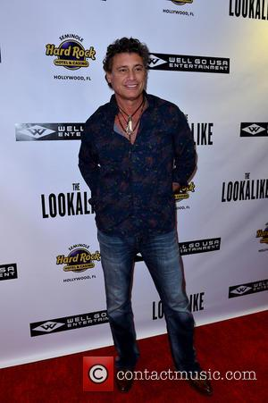 Steven Bauer - The Lookalike premiere at Hard Rock Live! in the Seminole Hard Rock Hotel & Casino at Hard...