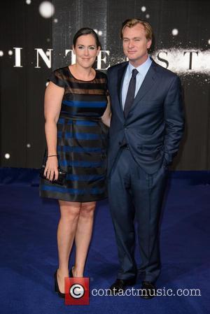 Emma Thomas and Christopher Nolan