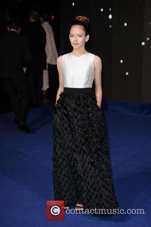 Mackenzie Foy - 'Interstellar' UK film premiere held at the Odeon Cinema Leicester Square - Arrivals - London, United Kingdom...
