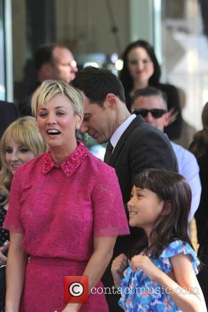 Kaley Cuoco - Kaley Cuoco receives the 2,532nd star on the Hollywood Walk of Fame, and is Joined by the...