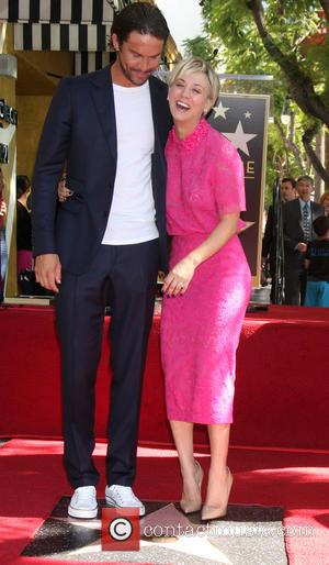 Kaley Cuoco and Ryan Sweeting - Star of the American TV show 'The Big Bang Theory' Kaley Cuoco was given...