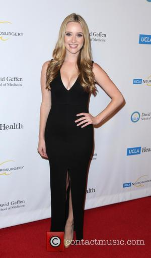 Greer Grammer - 2014 UCLA Neurosurgery Visionary Ball at the Beverly Wilshire Hotel - Arrivals - Los Angeles, California, United...