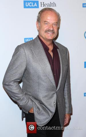 Kelsey Grammer - 2014 UCLA Neurosurgery Visionary Ball at the Beverly Wilshire Hotel - Arrivals - Los Angeles, California, United...