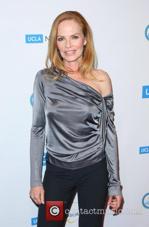 Marg Helgenberger - 2014 UCLA Neurosurgery Visionary Ball at the Beverly Wilshire Hotel - Arrivals - Los Angeles, California, United...