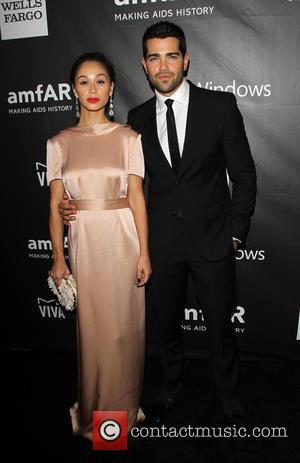 Ashley Madekwe and Jesse Metcalfe - The foundation for aids research amfAR LA Inspiration held a Gala in honor of...