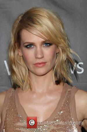 Mad Men's January Jones Signs on For Comedy Series 'Last Man on Earth'