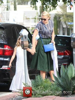 Busy Philipps and Birdie Silverstein