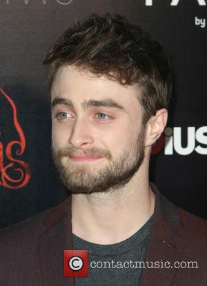 Daniel Radcliffe - Photographs of the stars on the red carpet at the Los Angeles premiere of 'Horns' starring Daniel...