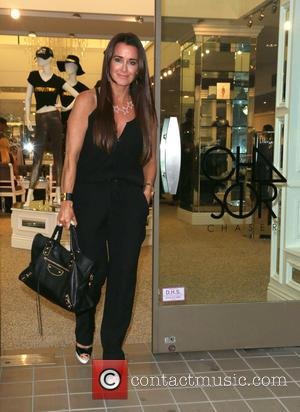 Kyle Richards - Images from wife of Magic Johnson Cookie Johnson's Trunk Show held  at Kyle By Alene Too...