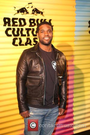 A$AP Ferg - Snaps of various stars as they arrive at the Red Bull Culture Clash which was held at...