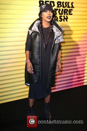 Alexandra Burke - Snaps of various stars as they arrive at the Red Bull Culture Clash which was held at...