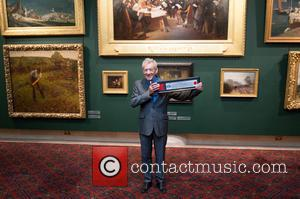 Sir Ian McKellen - Sir Ian McKellen: Freedom of the City of London - photocall held at Guildhall. - London,...