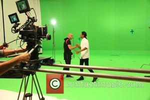 Tomi and B. Howard - Photographs from the making of Tomi's 'Say Say Say' music video shoot which features legendary...