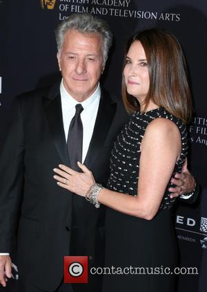 Dustin Hoffman and Lisa Hoffman - A variety of stars were photographed on the red carpet for the 2014 British...