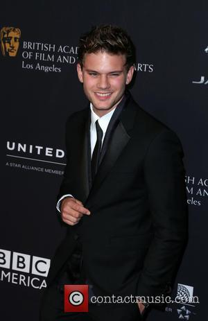 Jeremy Irvine - A variety of stars were photographed on the red carpet for the 2014 British Aacademy of Film...
