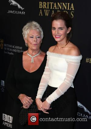 Emma Watson And Dame Judi Dench Win Britannia Awards