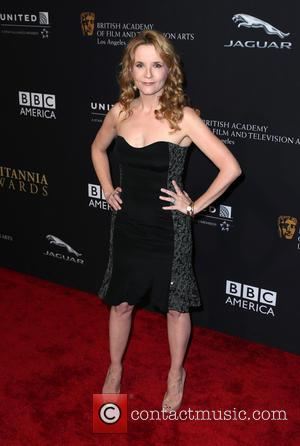 Lea Thompson - A variety of stars were photographed on the red carpet for the 2014 British Aacademy of Film...