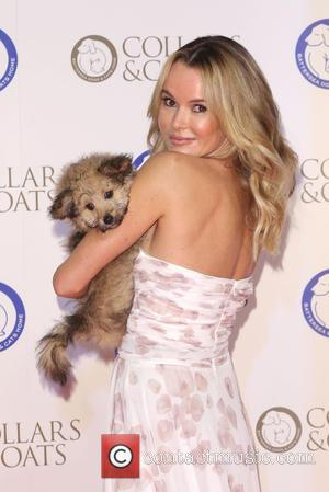 Amanda Holden - Photographs of a variety of stars as they attended the Collars & Coats Gala Ball in aid...