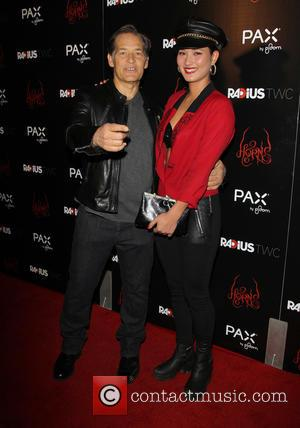 James Remar and Lisa Remar