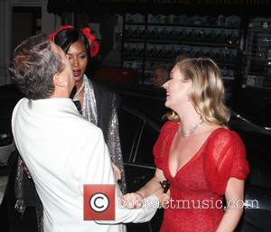 Mario Testino, Naomi Campbell and Kate Moss