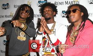 Migos Sued Over Music Video Wardrobe - Report