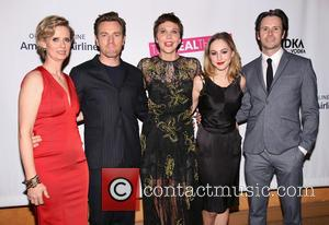 Cynthia Nixon, Ewan McGregor, Maggie Gyllenhaal, Madeline Weinstein and Josh Hamilton - Shots from the Opening night after party for...