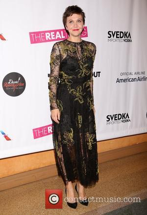 Maggie Gyllenhaal - Shots from the Opening night after party for Broadway's new play 'The Real Thing' The party was...