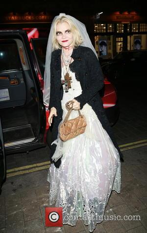 Christina Knudsen - The Unicef UK Halloween Ball at One Mayfair at One Mayfair, 13 North Audley Street - London,...