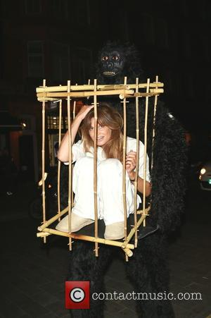 Jemima Khan - The Unicef UK Halloween Ball at One Mayfair at One Mayfair, 13 North Audley Street - London,...