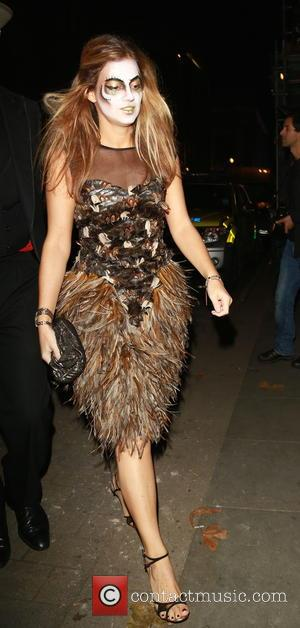 Serena Hood - The Unicef UK Halloween Ball at One Mayfair at One Mayfair, 13 North Audley Street - London,...