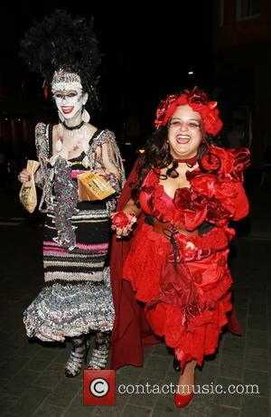 The Unicef UK Halloween Ball at One Mayfair at One Mayfair, 13 North Audley Street - London, United Kingdom -...